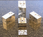 Precision Machined Aluminum Components