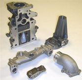 Precision Machined Casting and Forging Components