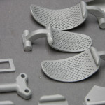 Direct Metal Laser Sintering (DMLS) Prototype Sample Part
